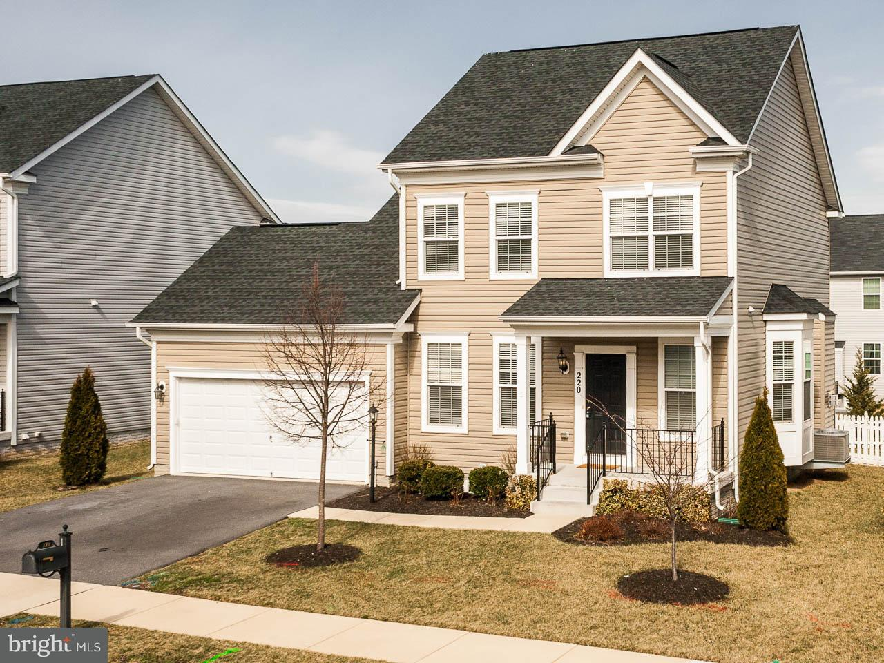 Other Residential for Rent at 220 Centennial Dr Stephenson, Virginia 22656 United States