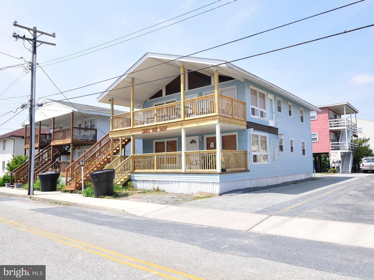 Single Family Home for Sale at 8 78th Street 8 78th Street Ocean City, Maryland 21842 United States