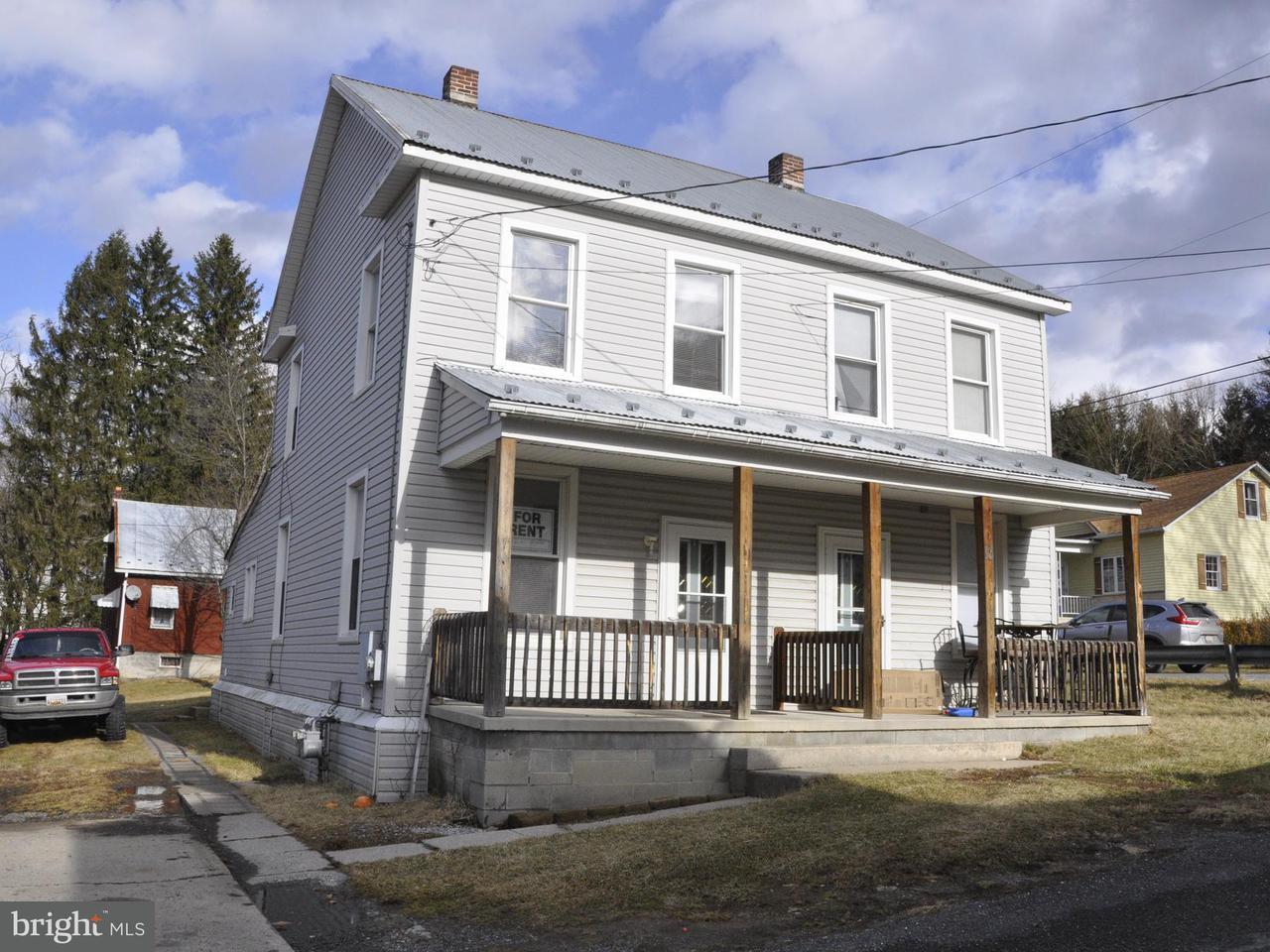 Single Family for Sale at 11 Florida Way E Lonaconing, Maryland 21539 United States