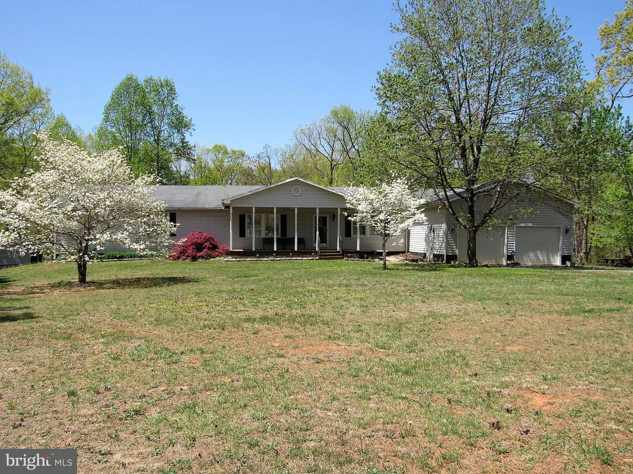 Single Family for Sale at 20566 Fields Mill Rd Richardsville, Virginia 22736 United States