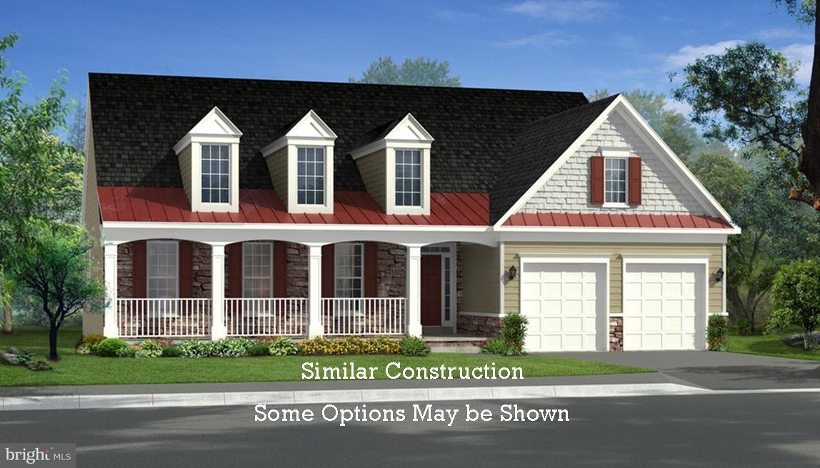 Single Family for Sale at 0 Chickamauga Dr #ashland Plan Harpers Ferry, West Virginia 25425 United States