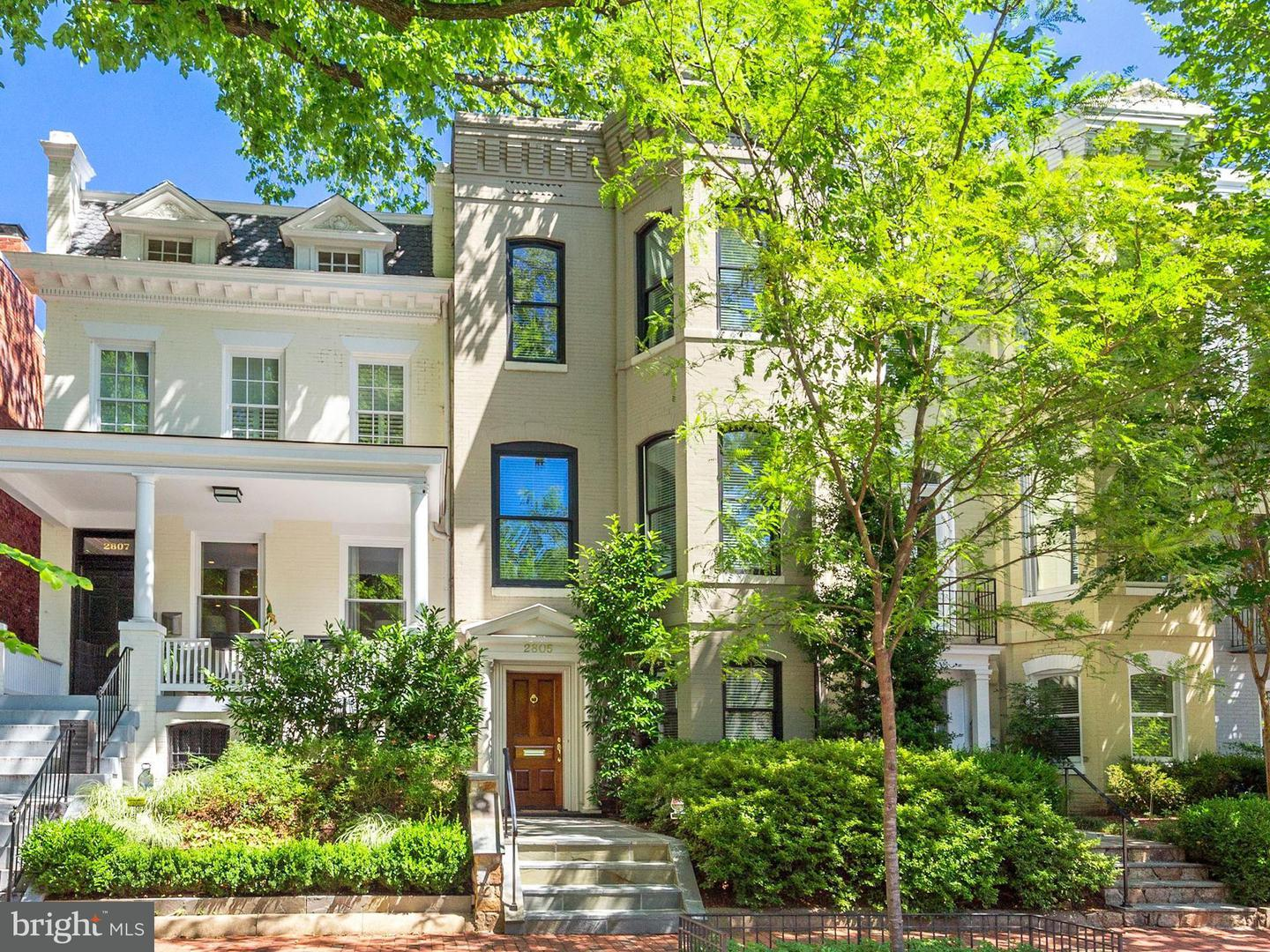 Single Family for Sale at 2805 Q St NW Washington, District Of Columbia 20007 United States