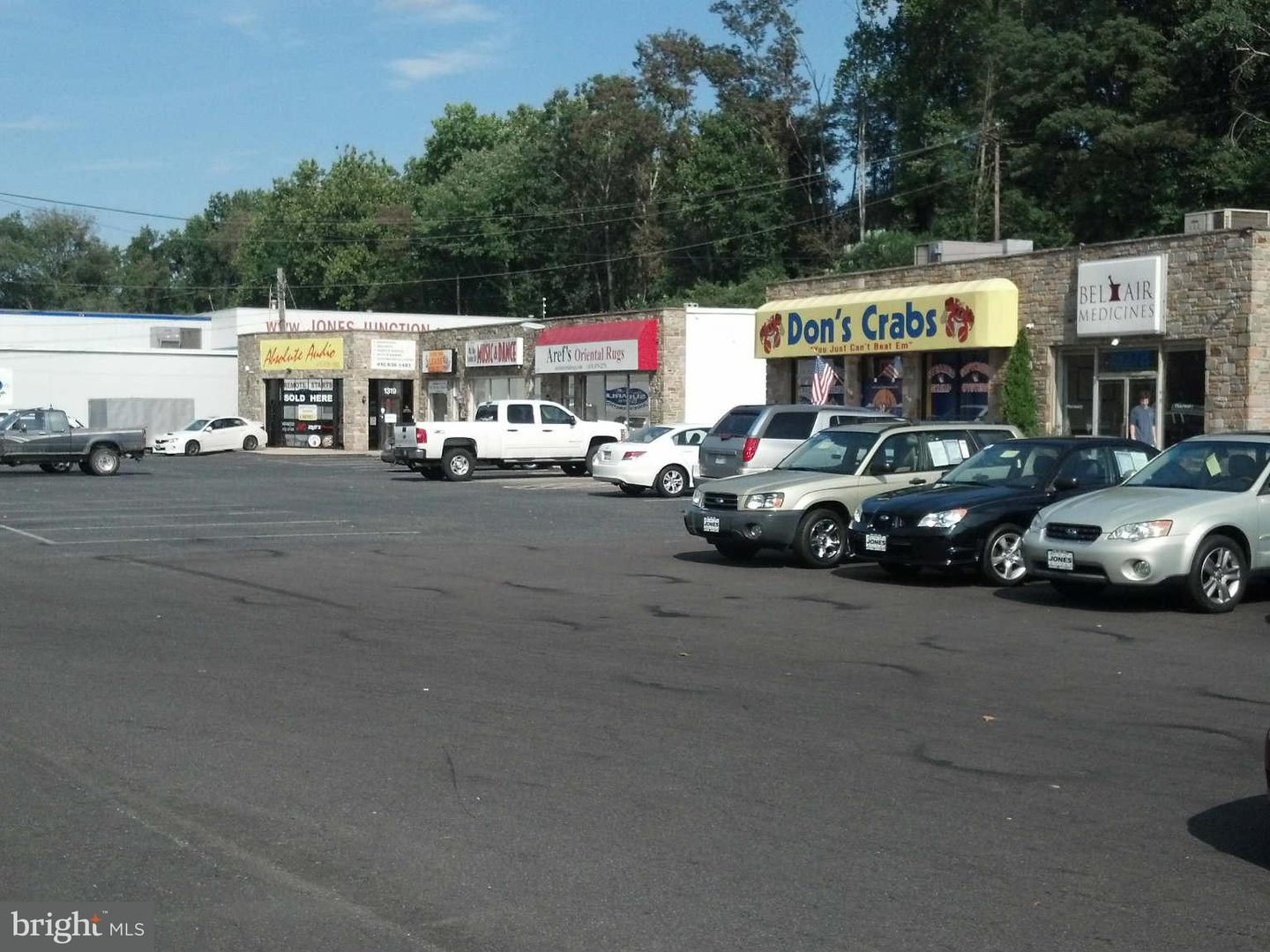 Commercial for Sale at 1319 Baltimore Pike Bel Air, Maryland 21014 United States