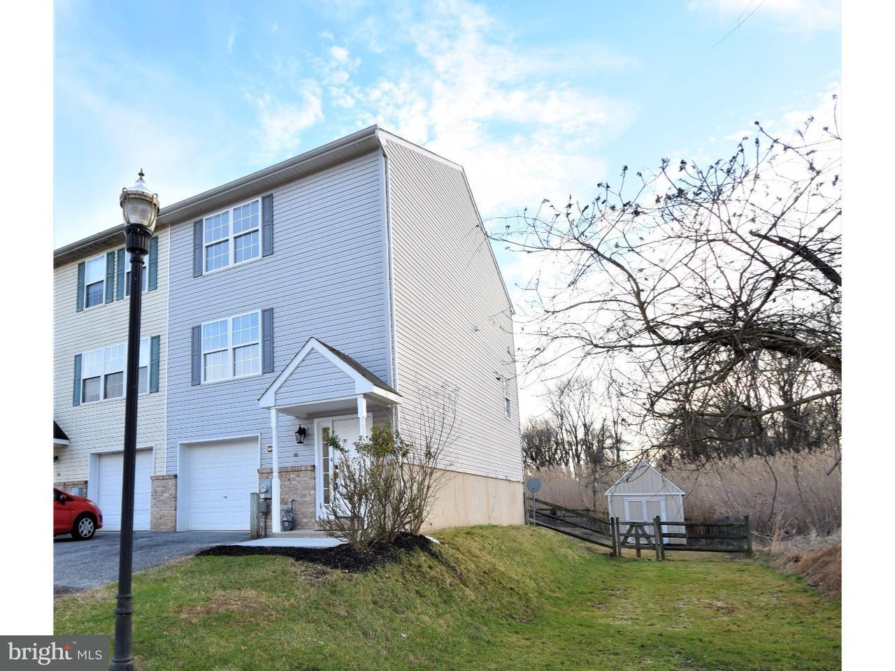 Townhouse for Sale at 925 SOLOMON Place Delaware City, Delaware 19706 United States