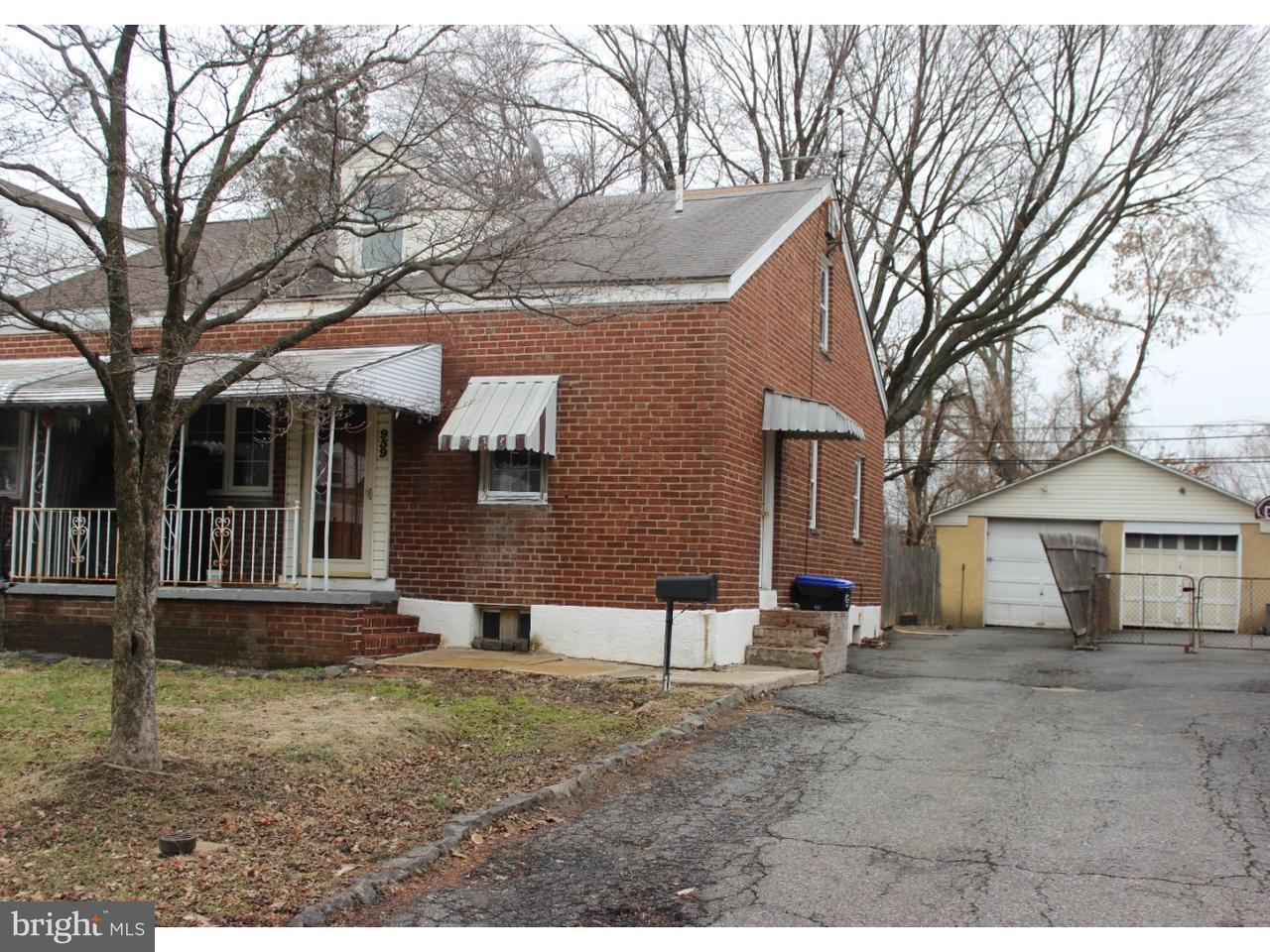 Townhouse for Rent at 959 KINGSMAN Road Marcus Hook, Pennsylvania 19061 United States