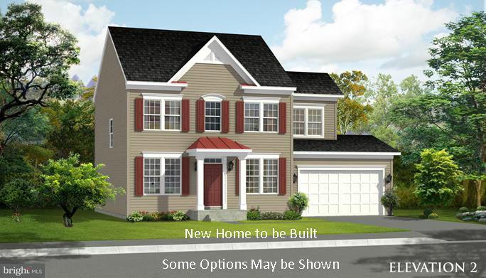 Single Family for Sale at 0 Rumsfield Rd #newbury 2 Plan Kearneysville, West Virginia 25430 United States