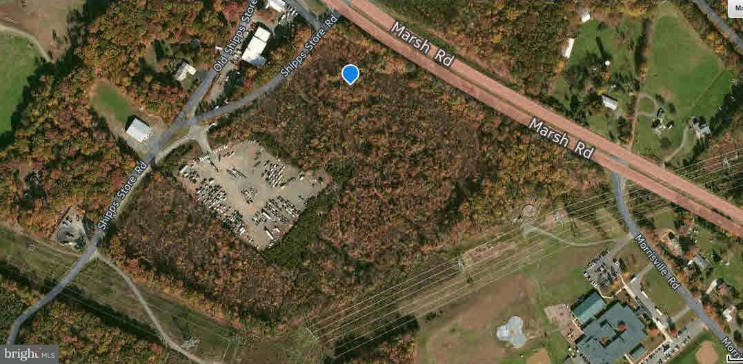 Οικόπεδο για την Πώληση στο Marsh Road Marsh Road Bealeton, Βιρτζινια 22712 Ηνωμενεσ Πολιτειεσ