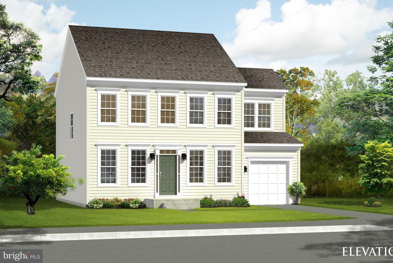 獨棟家庭住宅 為 出售 在 Hibiscus Court Hibiscus Court Walkersville, 馬里蘭州 21793 美國