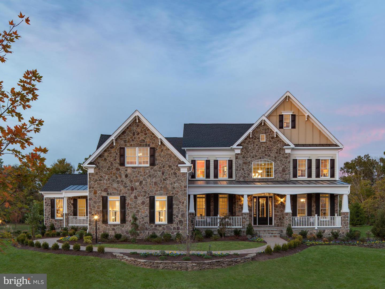 Photo of home for sale at 15530 Chillmark Court, Haymarket VA