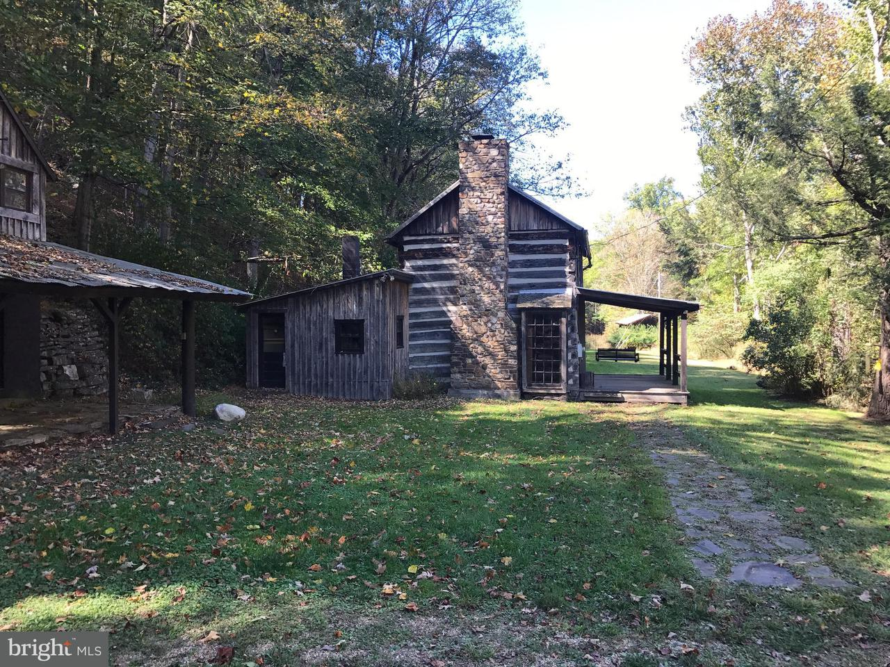 Single Family for Sale at 1207 Hook Mill Road High View, West Virginia 26808 United States