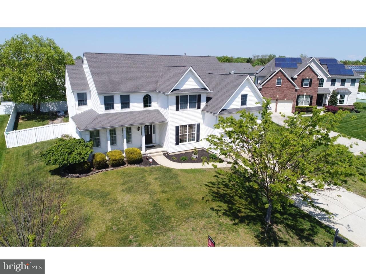단독 가정 주택 용 매매 에 11 HEATHER Court Columbus, 뉴저지 08022 미국