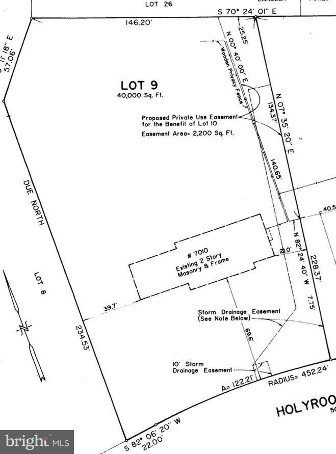 Land for Sale at 7010 Holyrood Drive 7010 Holyrood Drive McLean, Virginia 22101 United States