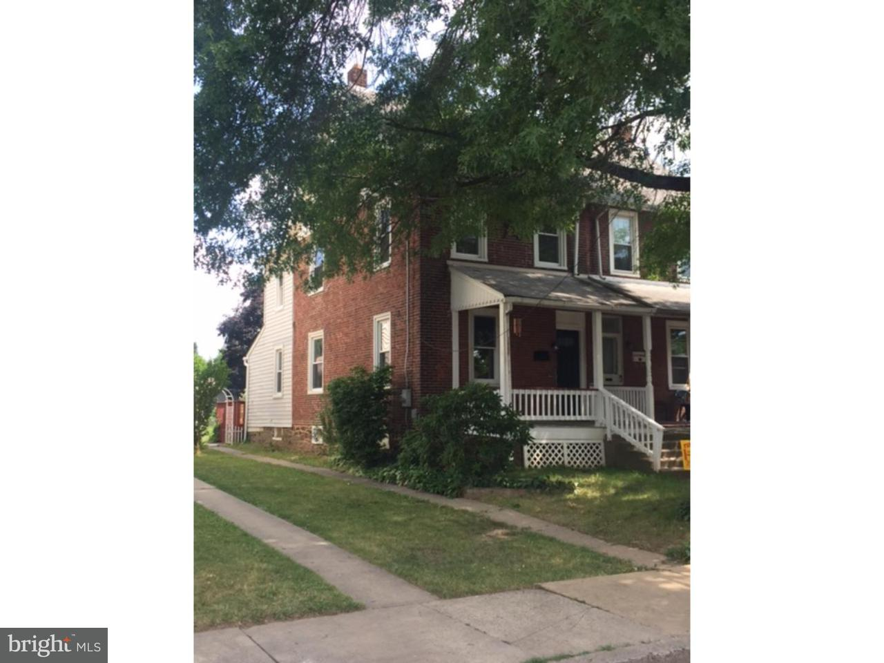 Townhouse for Rent at 341 W ELM Avenue North Wales, Pennsylvania 19454 United States