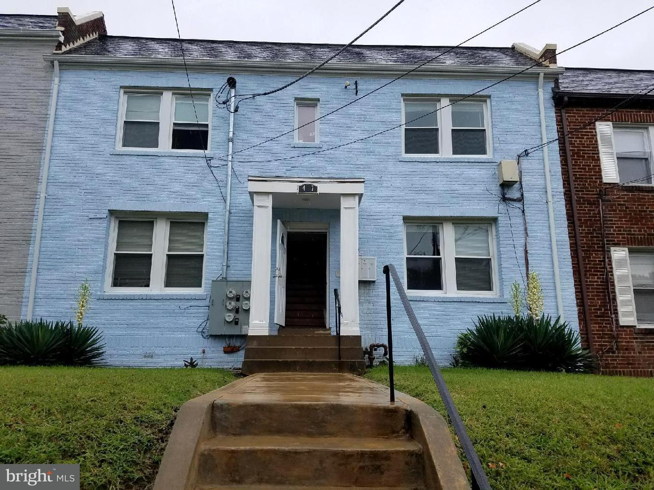 Other Residential for Sale at 417 Evarts St NE Washington, District Of Columbia 20017 United States