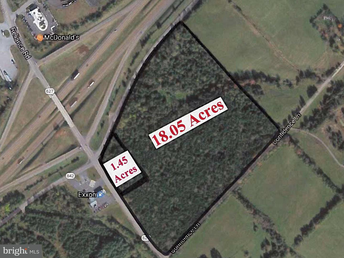 Commercial for Sale at 0 Not On File Rd Middletown, Virginia 22645 United States