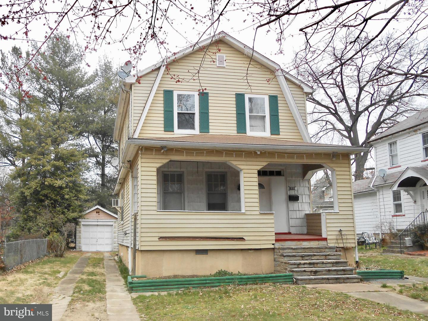 Single Family for Sale at 3118 Weaver Ave Baltimore, Maryland 21214 United States
