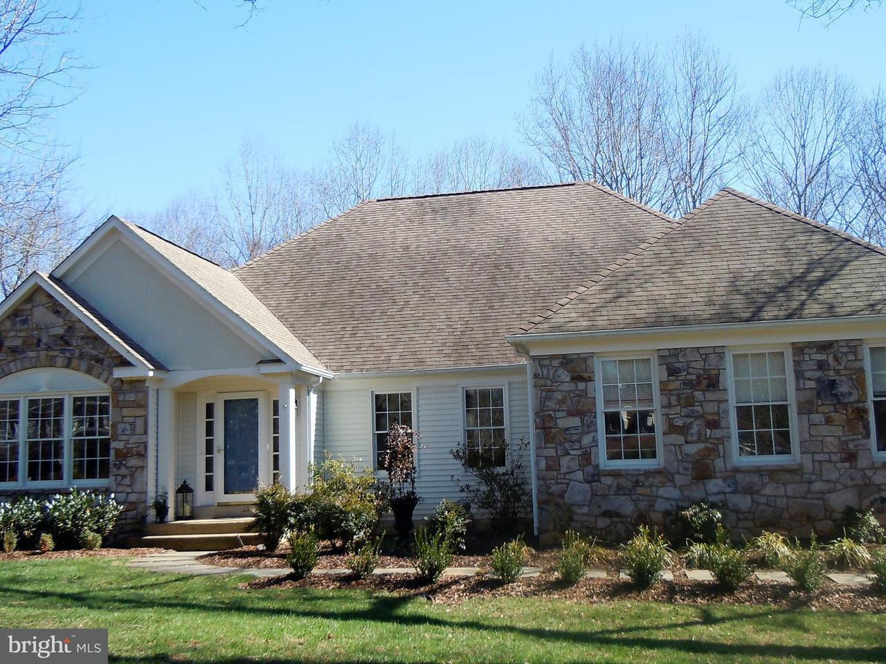 단독 가정 주택 용 매매 에 17308 S Cambridge Way 17308 S Cambridge Way Jeffersonton, 버지니아 22724 미국