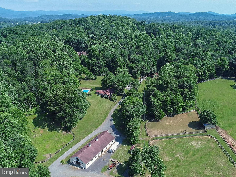 Farm for Sale at 2437 Funny Farm Rd Reva, Virginia 22735 United States