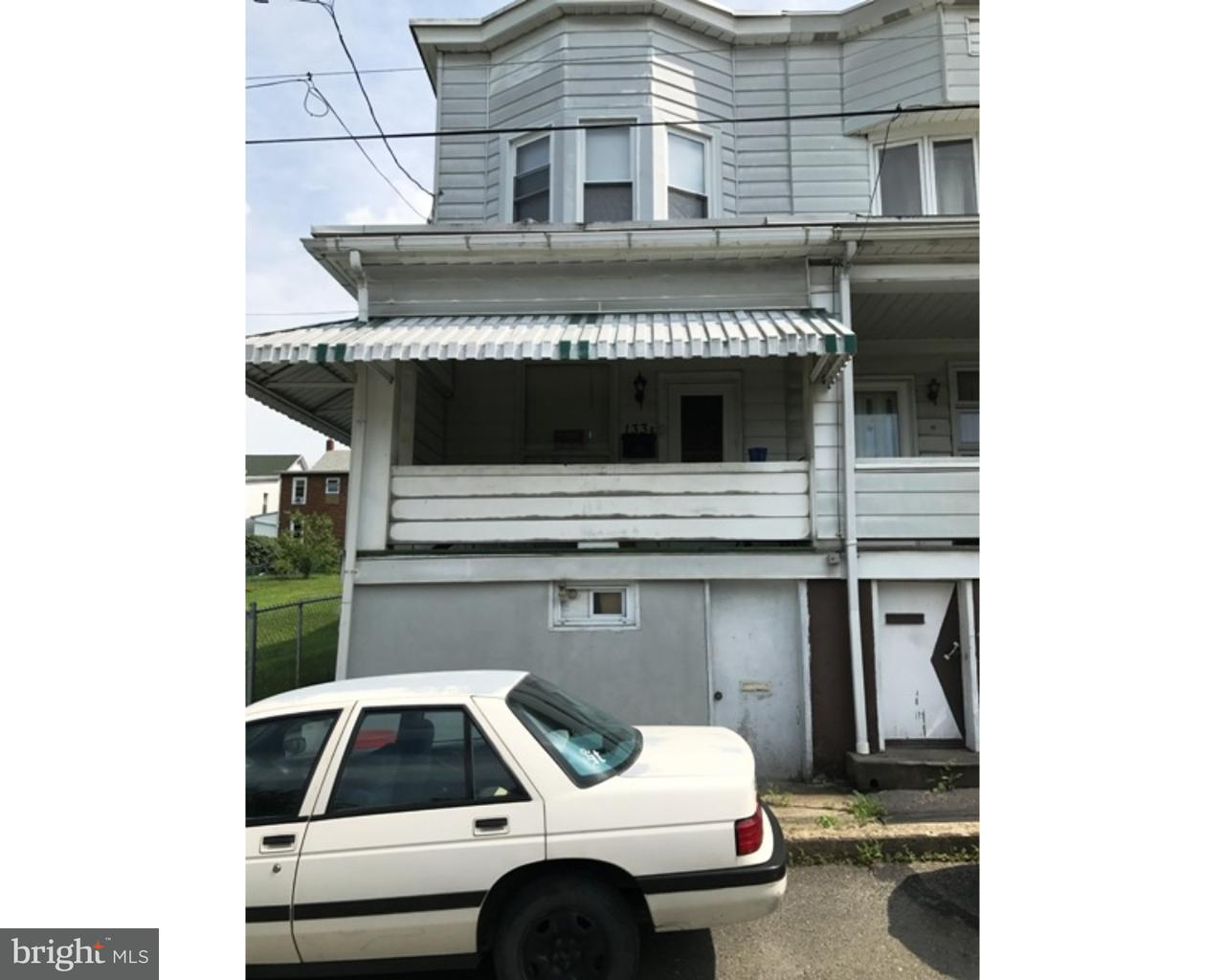 Single Family Home for Sale at 133 W EARLY Avenue Coaldale, Pennsylvania 18218 United States