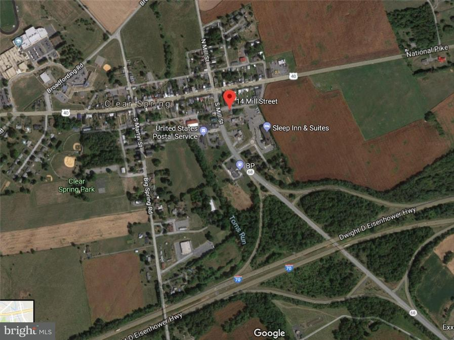 Commercial for Sale at 14 Mill St S Clear Spring, Maryland 21722 United States