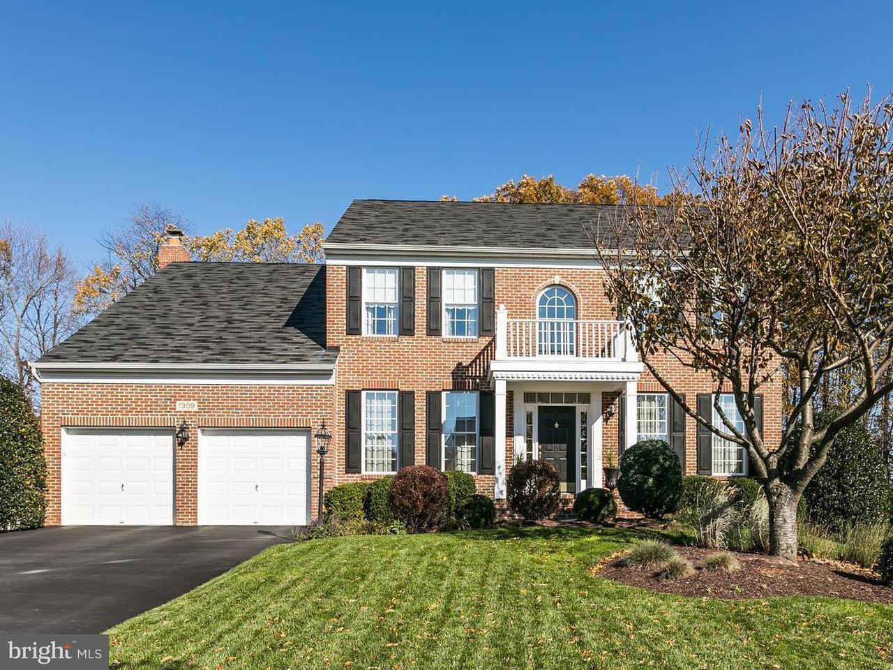 Einfamilienhaus für Verkauf beim 1309 Waneta Court 1309 Waneta Court Odenton, Maryland 21113 Vereinigte Staaten