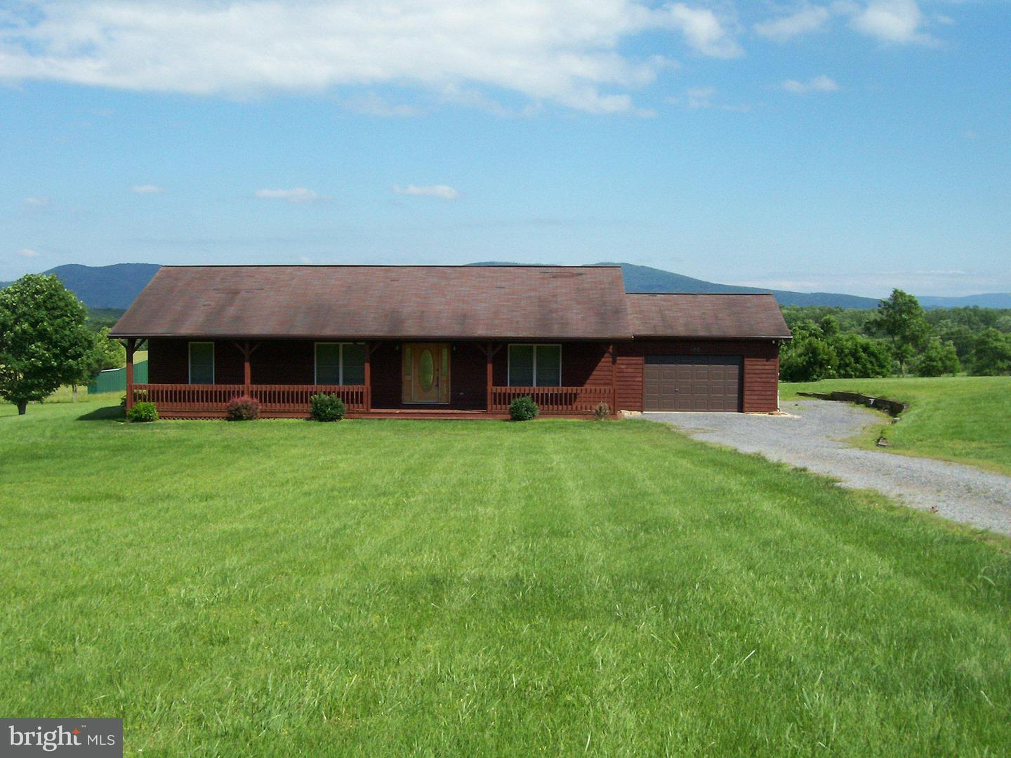 Single Family for Sale at 188 Twin Oaks Dr Maysville, West Virginia 26833 United States