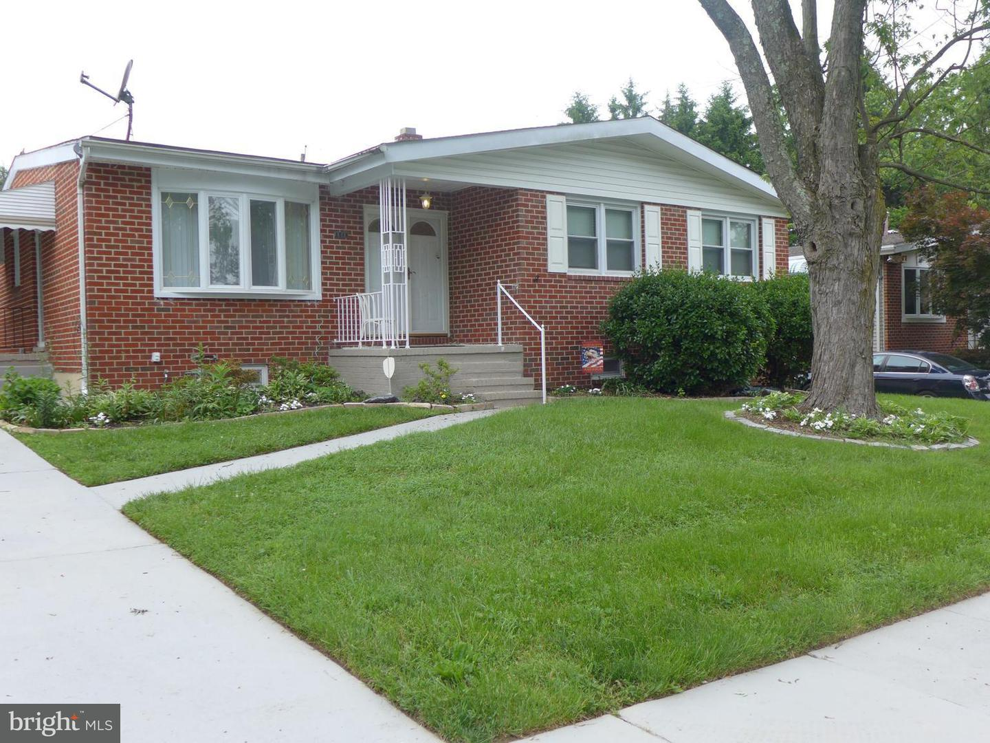 Other Residential for Rent at 3818 Janbrook Rd Randallstown, Maryland 21133 United States