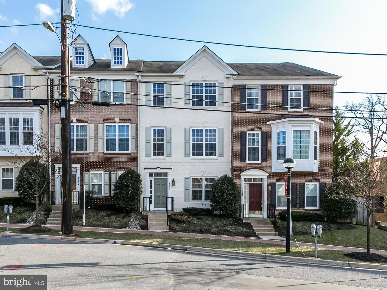 Townhouse for Sale at 2606 Blueridge Avenue 2606 Blueridge Avenue Wheaton, Maryland 20902 United States