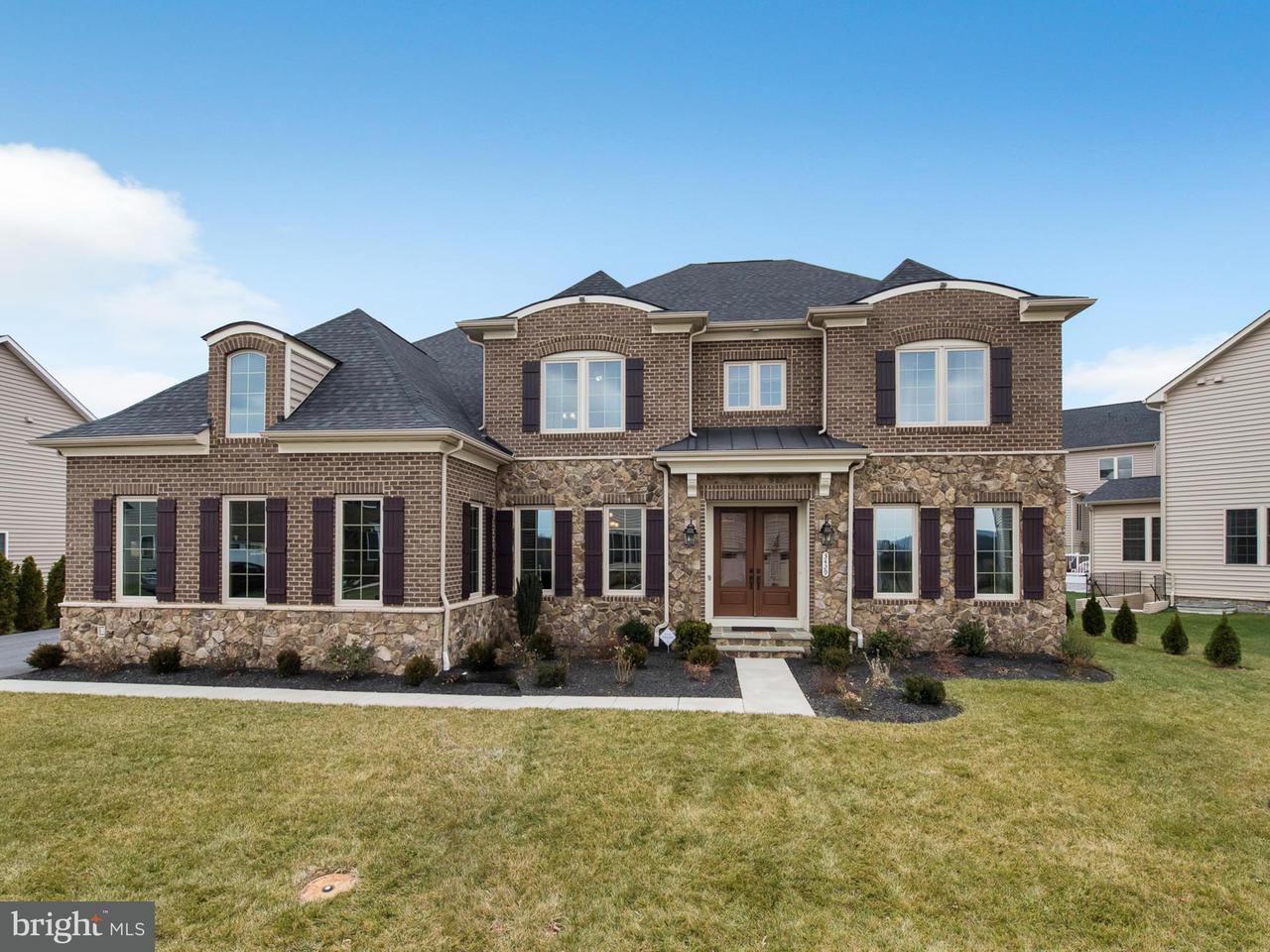 Частный односемейный дом для того Продажа на 3429 Winmoor Drive 3429 Winmoor Drive Ijamsville, Мэриленд 21754 Соединенные Штаты