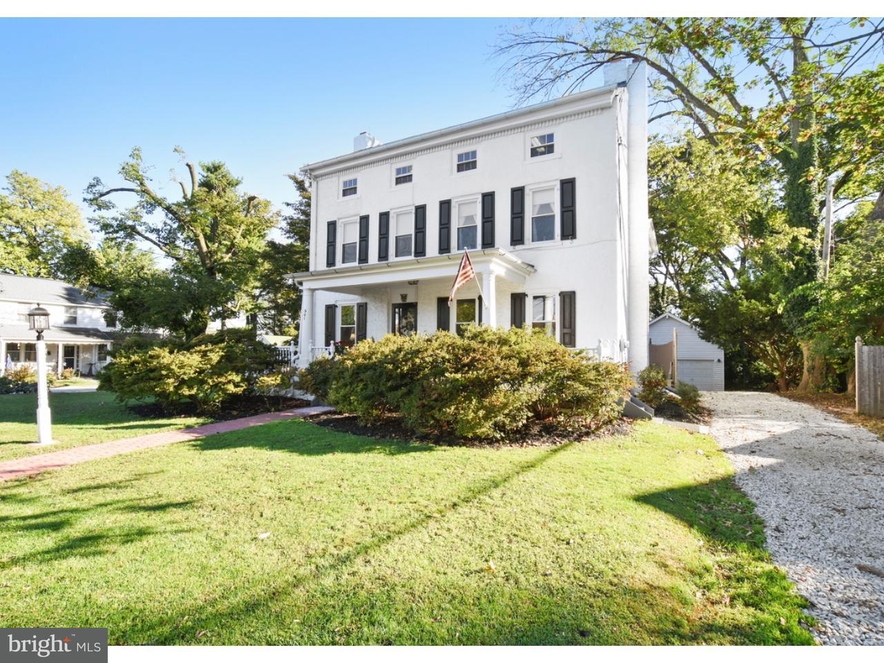 Single Family Home for Sale at 507 BRYN MAWR Avenue Bala Cynwyd, Pennsylvania 19004 United States