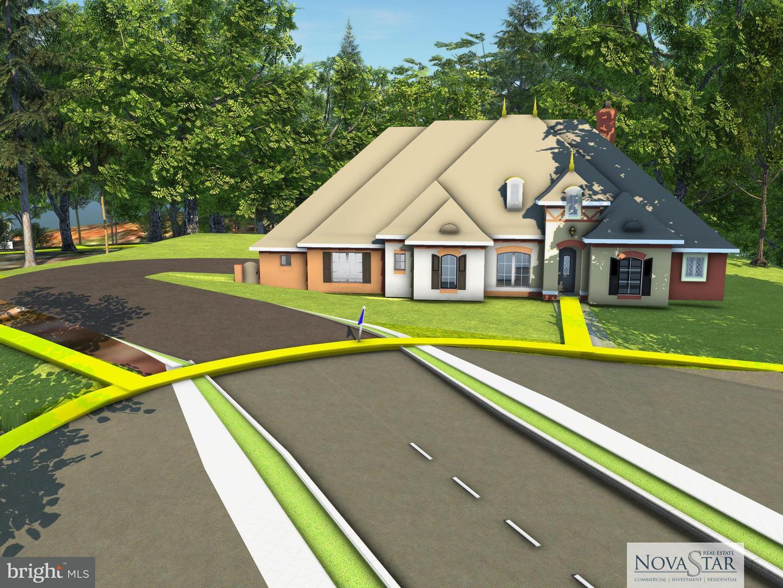 Land for Sale at 7721 James Pl Mason Neck, Virginia 22079 United States