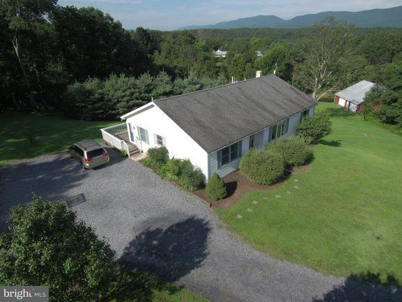 Single Family for Sale at 9391 John Marshall Hwy Star Tannery, Virginia 22654 United States