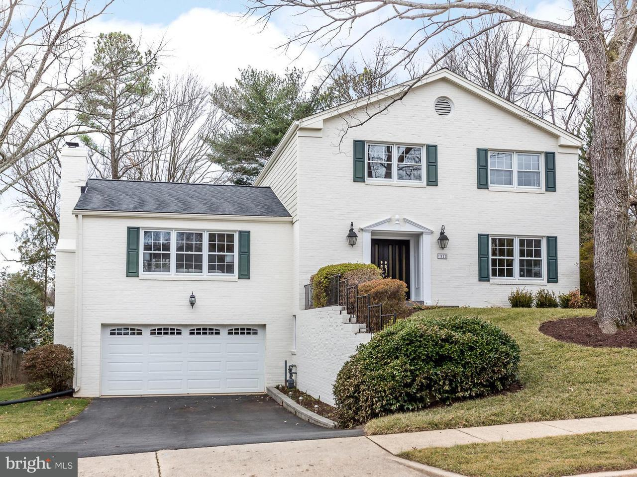 Single Family Home for Sale at 1320 Macbeth Street 1320 Macbeth Street McLean, Virginia 22102 United States