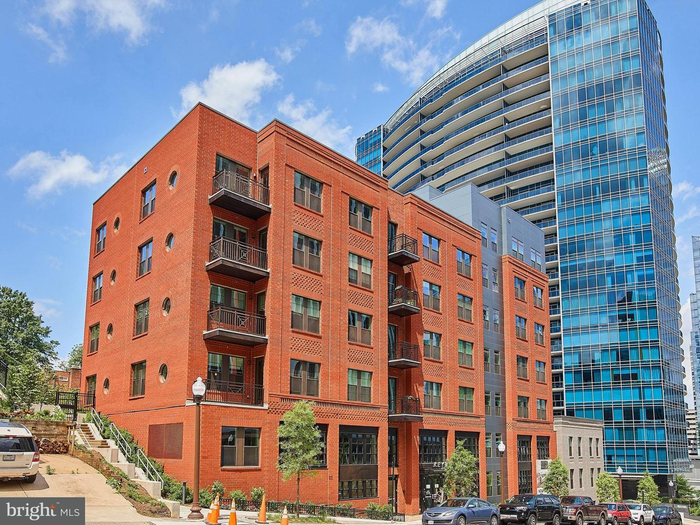 Other Residential for Rent at 1411 Key Blvd #308 Rosslyn, Virginia 22209 United States