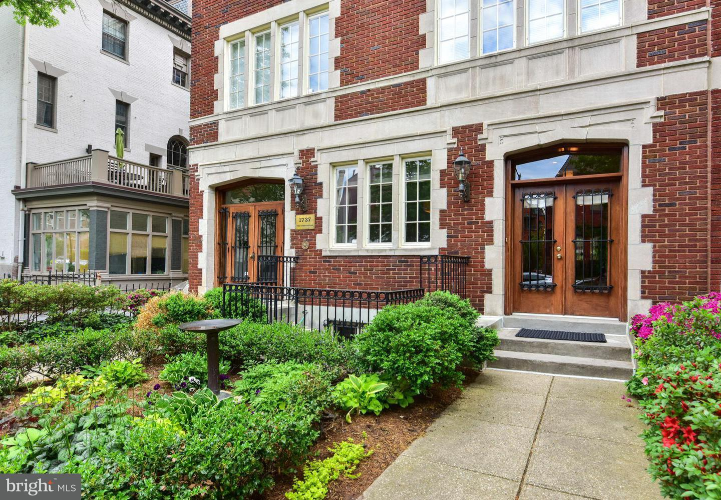 Single Family for Sale at 1737 New Hampshire Ave NW #1 Washington, District Of Columbia 20009 United States