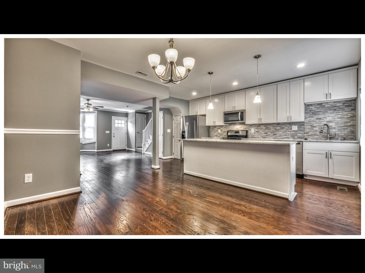 Single Family for Sale at 1539 Northgate Rd Baltimore, Maryland 21218 United States