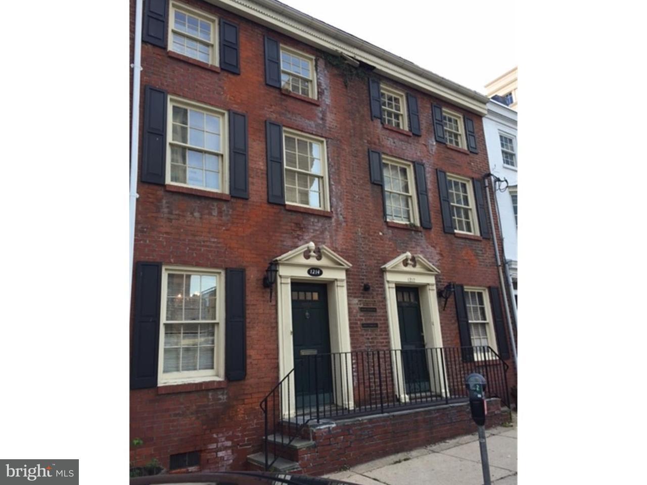 Casa Unifamiliar por un Venta en 1214 N KING Street Wilmington, Delaware 19801 Estados Unidos