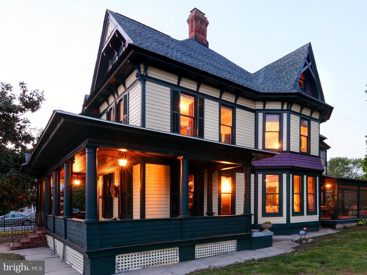 Casa Unifamiliar por un Venta en 905 Locust Street 905 Locust Street Cambridge, Maryland 21613 Estados Unidos