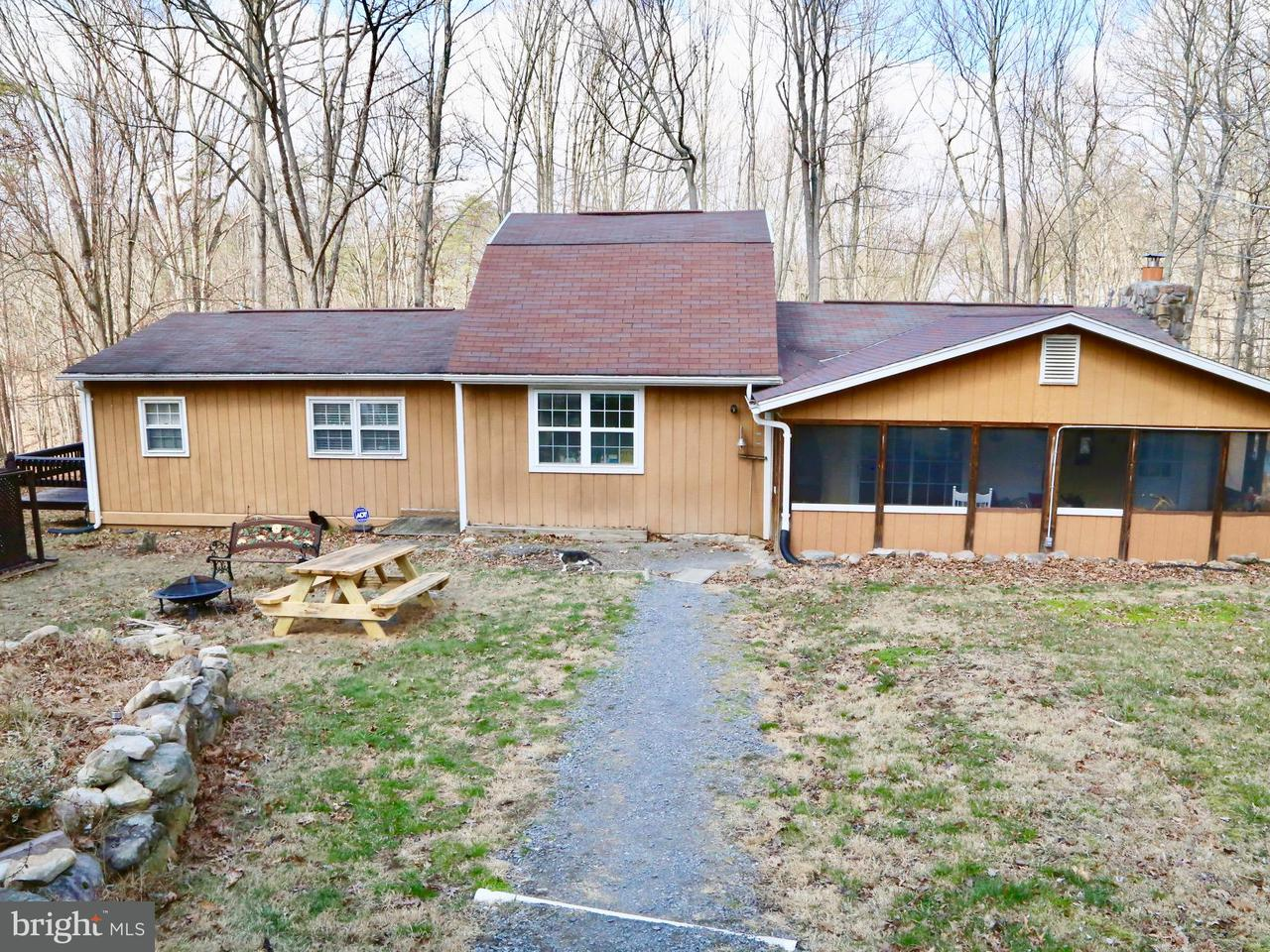 Single Family for Sale at 205 Moonrise Dr Wardensville, West Virginia 26851 United States