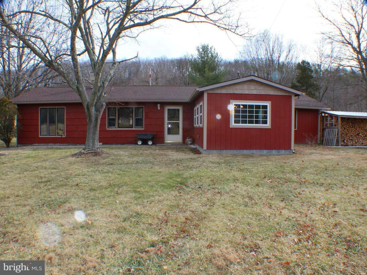 Single Family for Sale at 960 Jordan Run Rd Cabins, West Virginia 26855 United States