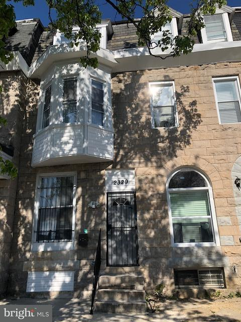 Single Family for Sale at 2329 Barclay St Baltimore, Maryland 21218 United States