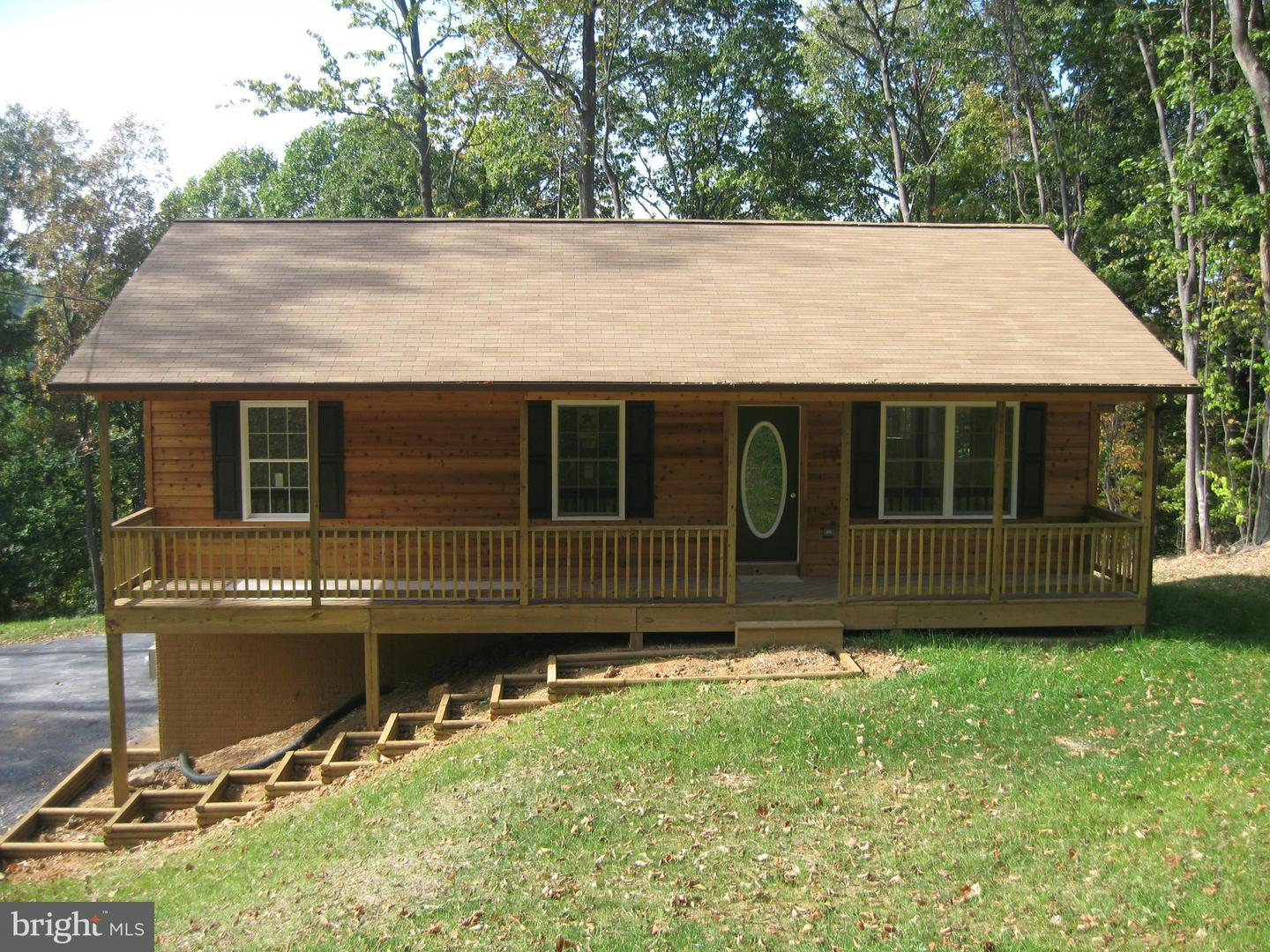 Single Family for Sale at 196 Heim-Jones Rd Linden, Virginia 22642 United States