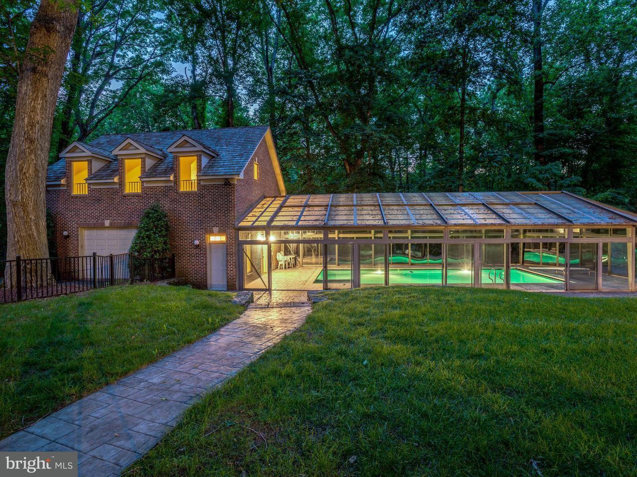 Single Family Home for Sale at 9049 Holly Leaf Lane 9049 Holly Leaf Lane Bethesda, Maryland 20817 United States
