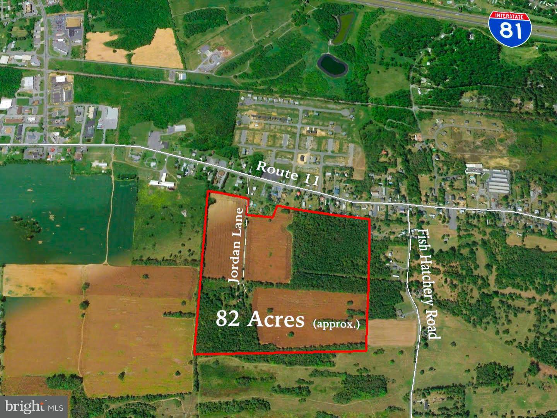Land for Sale at 264 Jordan Inwood, West Virginia 25428 United States