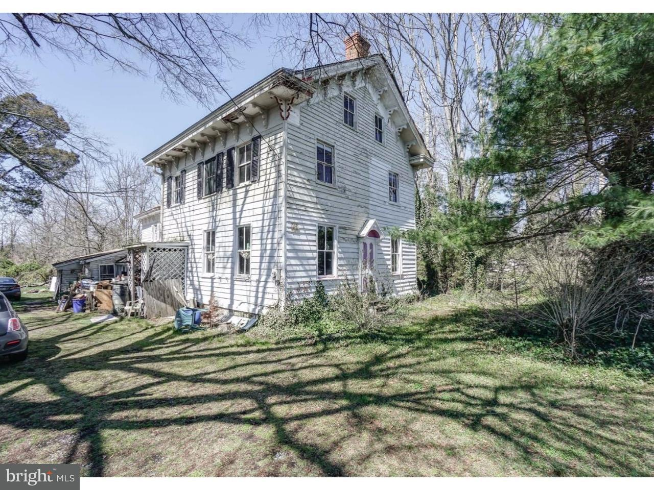 Single Family Home for Sale at 3528 ROUTE 47 Port Elizabeth, New Jersey 08348 United States