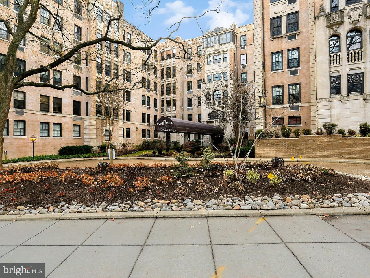 Condominium for Sale at 4700 Connecticut Ave Nw #202 4700 Connecticut Ave Nw #202 Washington, District Of Columbia 20008 United States