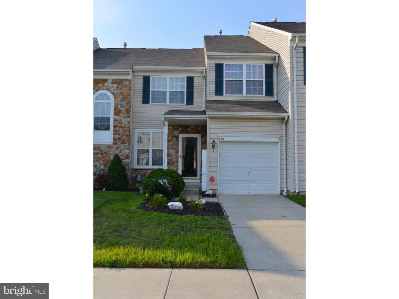 联栋屋 为 销售 在 148 PENNSBURY Lane Deptford Township, 新泽西州 08096 美国