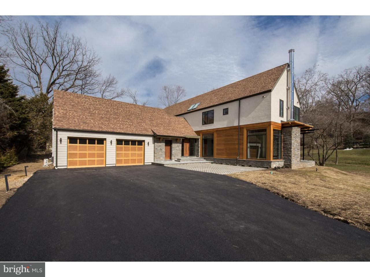 Maison unifamiliale pour l Vente à 8911 MONTGOMERY Avenue Glenside, Pennsylvanie 19038 États-Unis