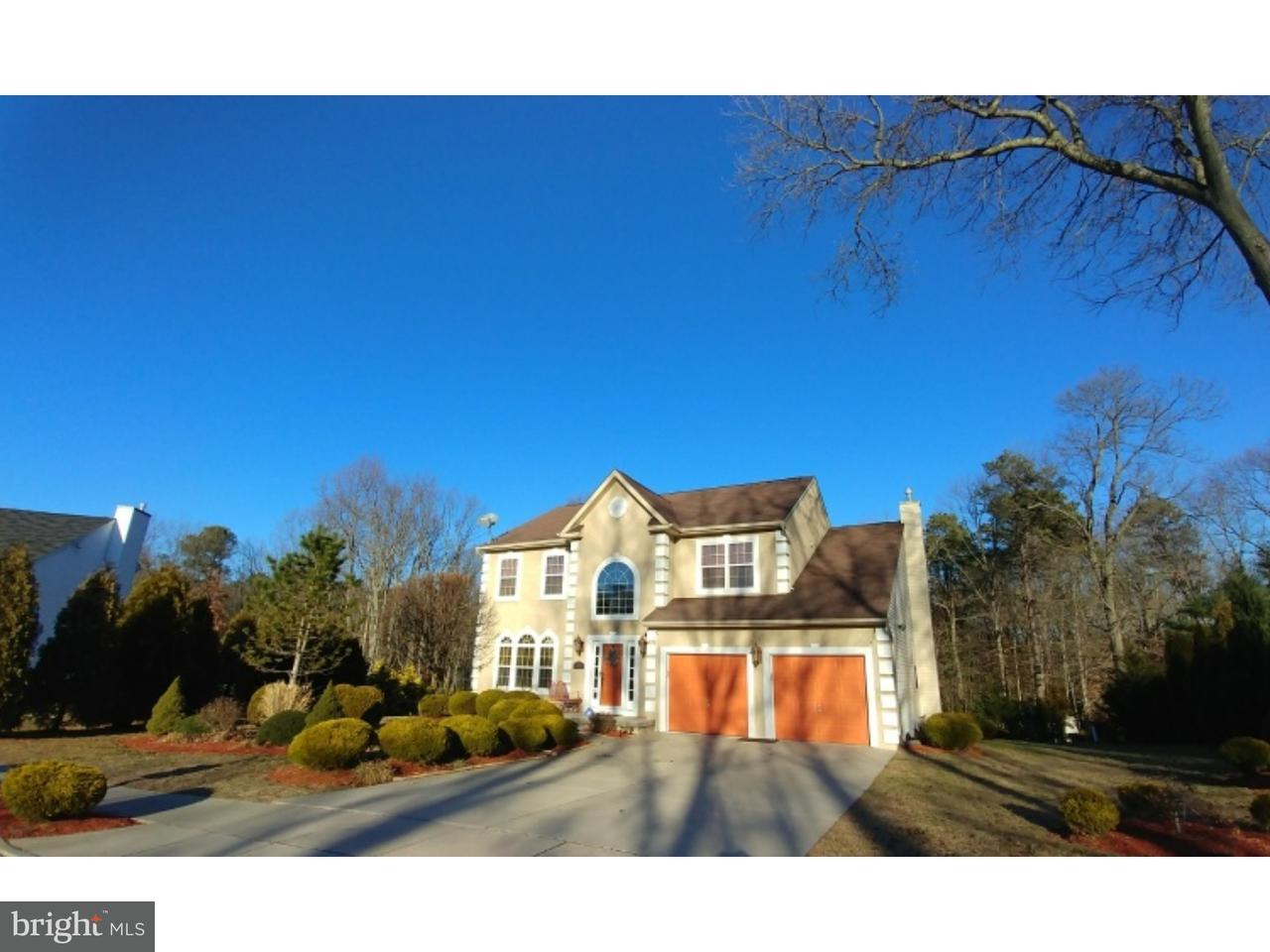 Maison unifamiliale pour l Vente à 14 HIGH Trail Pine Hill, New Jersey 08021 États-Unis