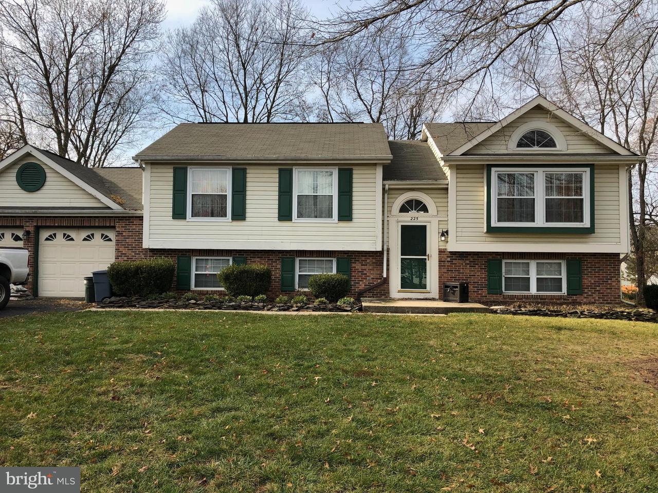 Other Residential for Rent at 225 Sandstone Dr Walkersville, Maryland 21793 United States